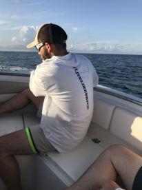 Fishing with Matthew