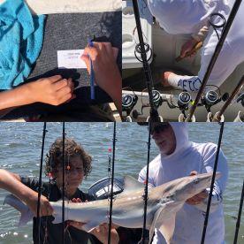 Fishing, Crabbing and Clamming Day 2 Trip 2