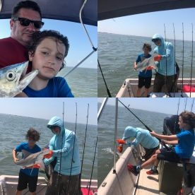 Fishing, Crabbing and Clamming Day 2 Trip 2