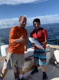 Kids fishing trip!