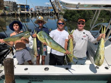 Full Day Offshore with Captain Frank