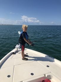 Tarpon trip with Captain Mark.
