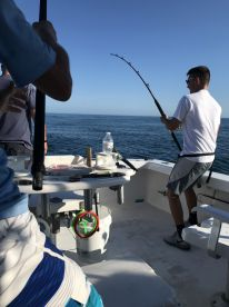 Fishing with Shane & Carl