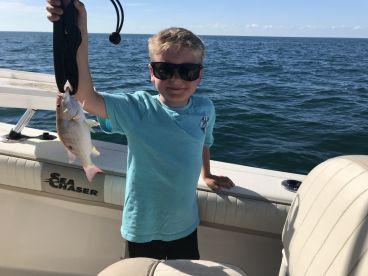 Fishing with Jason