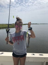 Great day fishing!