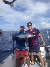 Best fishing trip in Cancun!