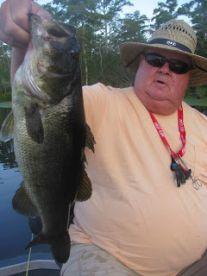 OBX bass fishing