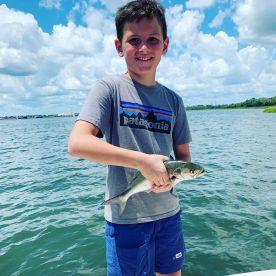 Fishing with Luke