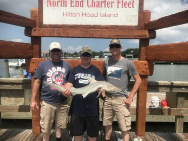 3 hours fishing charter