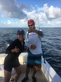 Half day trip with Cap\u2019n Brian and First Mate Greg