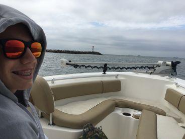 Half Day with Captain Tony