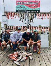 10 hour bottom fishing