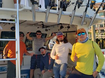 Great time with Capt Jeff and crew
