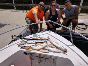Great fishing trip!