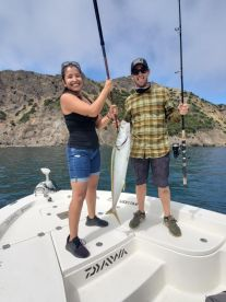 Full day, 2nd time fishing with capn Gerry !