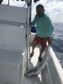 9 hr fishing trip