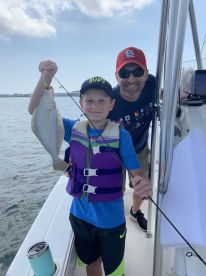 3 Hour Flounder trip with Captain Chris