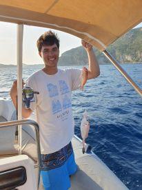 A Relaxing and Beautiful Fishing Trip!