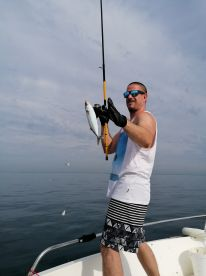 sea fishing for mackerels