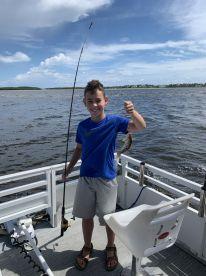 Fishing with Capt. Bob