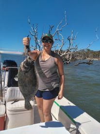 Audie's 2' flounder