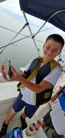Fishing with Bryan