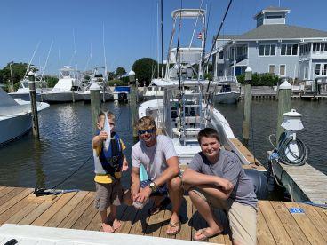 Fishing with Ryan
