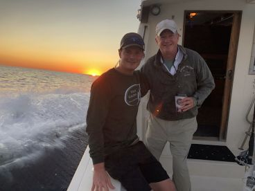 Half Day trip with Capt. Scott and First Mate Tim on Gypsea