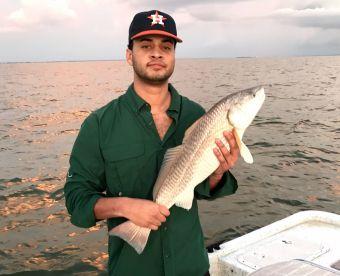 Galveston Bay with Captain Blake Sartor