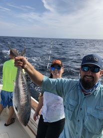 10 hour inshore tuna