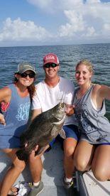 Morning Fishing Trip with Captain Praytor