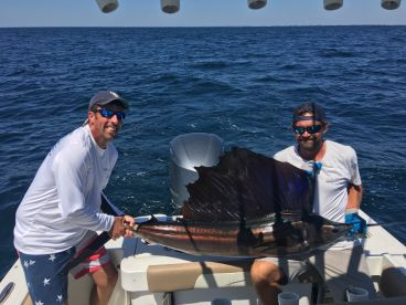 Half day fishing trip with Capt Josh