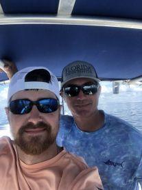 Captain John and I