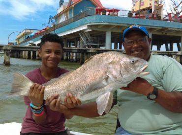 Most fishing fun in a long time