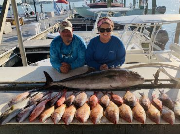 Full Day with Capt Travis