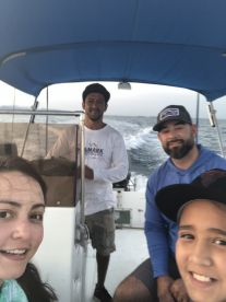 2 full day fishing trips with Capital Juan Carlos