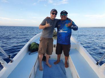 Fishing with Salatiel