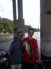 Fishing with Mike