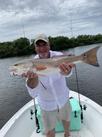 Great day of fishing with Capt Joe