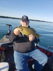#Niagara River Bass