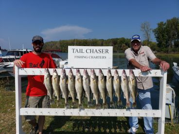 My second time out with mike on the tail chasers and both times has been a great experience I would highly recommend tail chasers o anyone great crew