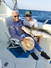 Fishing with Arthur