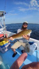 4 hr bay fishing trip
