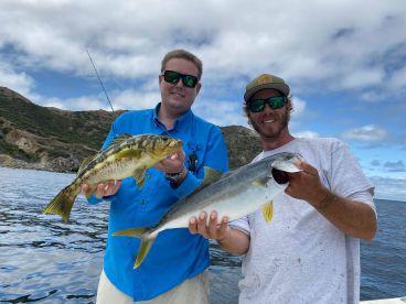 Third fishing charter booked with Captain Matt