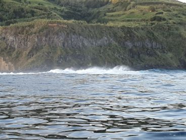 Morning Fishing on 38\u00b0 of South Atlantic