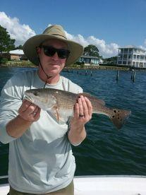 Fishing with Jonathan