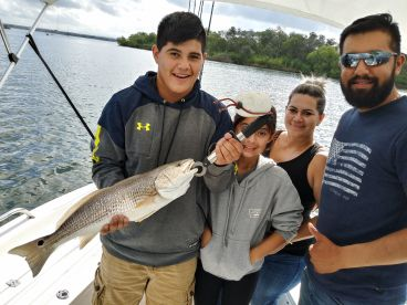 Fishing with Raymond