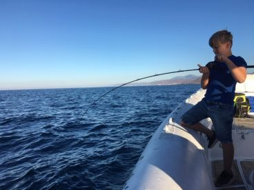 Great fishing trip, very competent and dedicated captain