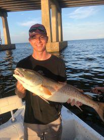 October fishing trip