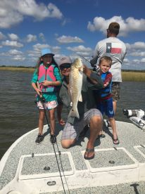 Half day fishing trip with Captain Matthew David